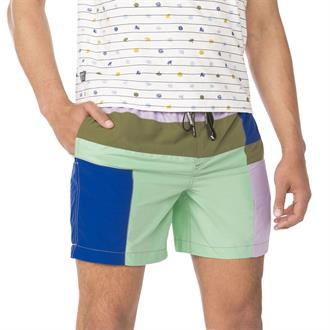 AIRFRAME SWIM SHORT Poplin Just Brands