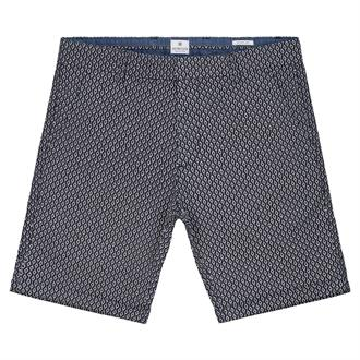 Chino Shorts Square Cross Stretch Fine Twill DSTREZZED