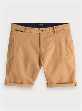 Classic cotton/elastane chino short Scotch&Soda