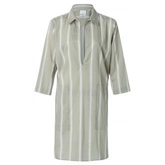 Cotton kaftan with stripes Yaya