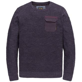 Crewneck Cotton Heather Just Brands