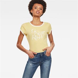 Graphic 19 ringer slim r t wmn G-Star