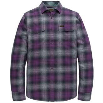 Long Sleeve Shirt Check Just Brands