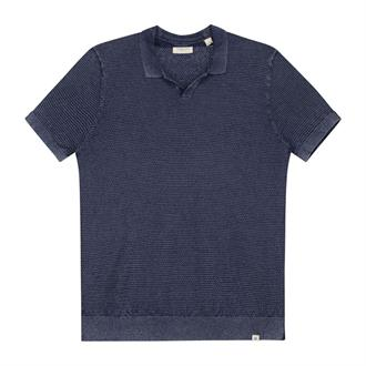Polo s/s Acid Lt. Structure DSTREZZED