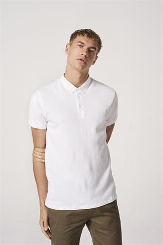 Polo s/s Honeycomb Stretch Jersey DSTREZZED