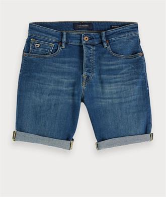 Ralston short - Lucky blauw dark Scotch&Soda