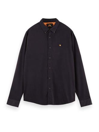 REGULAR FIT - Classic button-down c Scotch&Soda