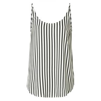 Reversible striped cami top Yaya