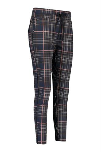Road check trousers Studio Anneloes