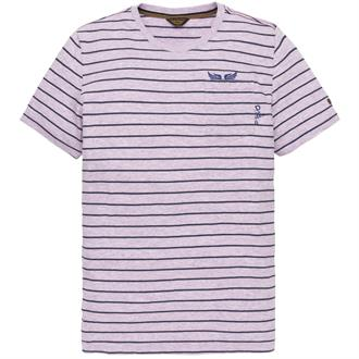 Short sleeve r-neck Space YD Strip Just Brands