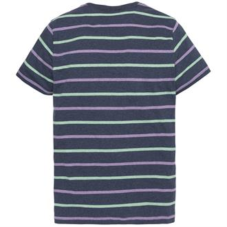 Short sleeve r-neck YD Striped Jer Just Brands