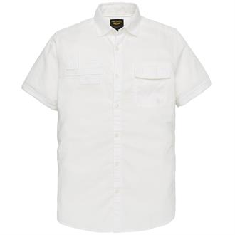 Short Sleeve Shirt Linen Cargo Just Brands