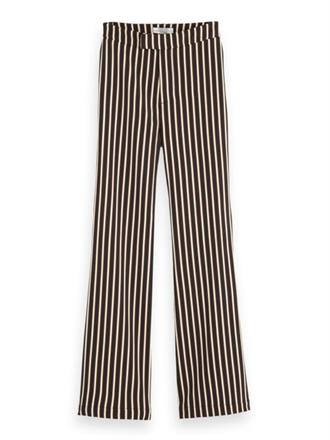 Striped flare pants Scotch&Soda